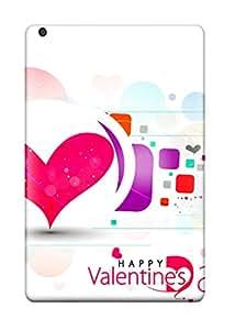 9409718J64323107 Ipad Mini 2 Happy Valentines Day Tpu Silicone Gel Case Cover. Fits Ipad Mini 2