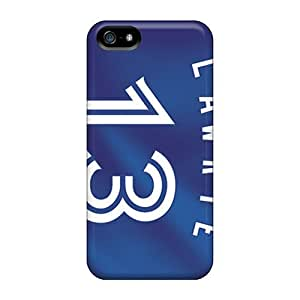 Great Hard Phone Cover For iphone 6 plus (OuC652oHVJ) Unique Design Realistic Toronto Blue Jays Image