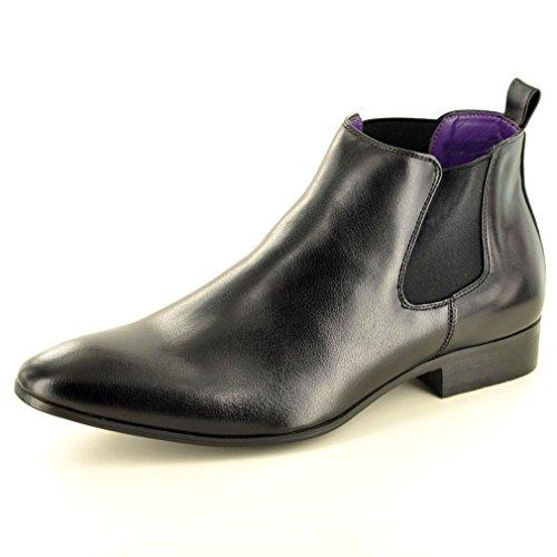My Perfect Pair Herren Chelsea Boots Schwarz