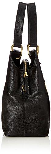 Satchel Lane Damentasche Noir nbsp; Black Fossil Cartables dEtBq1tg
