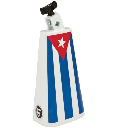 - Latin Percussion LP205-QBA Cuban Heritage Timbale Bell