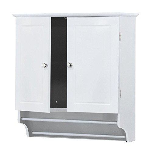 bathroom wall cabinet white wood go2buy white wall mounted cabinet kitchen bathroom wooden 11836