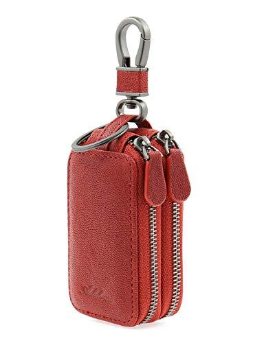 [해외]AslabCrew 정품 가죽 자동차 스마트 키 케이스 원격 키 Fob / AslabCrew Genuine Leather Car Smart Key Case Remote Key Fob