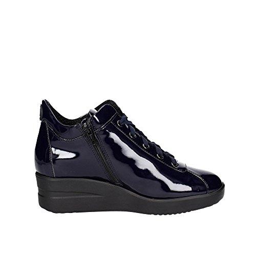 226 Sneakers By Rucoline Blu Bassa 2 Agile Donna wPSqxCC