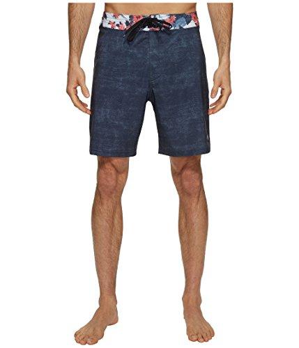 Body Glove Men's Vapor Trimming Boardshort, Charcoal, 34