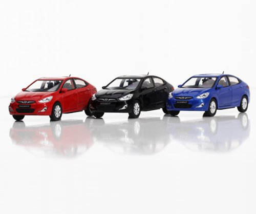 Post PHOTOs of cars you'd like to see as 1:18s - DX Model ... |Diecast Hyundai Accent