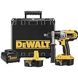 Dewalt DCD950KXR 18-volt Cordless XRP 1/2-Inch Hammer Drill Kit – Factory Serviced