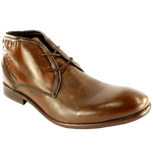 Schuhe By Knöchel Herren Leder Cruise Bräune Stiefel Halbschuhe H Schnüren Hudson Y4855rUwq