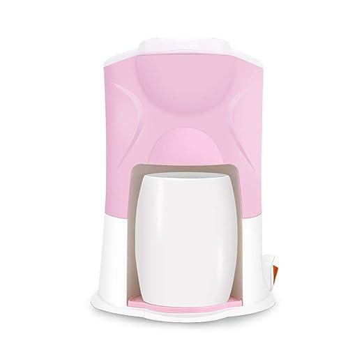 Máquina de café totalmente automatico pequeño mini cafetera a un ...