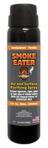 Smoke Eater - Breaks Down Smoke Odor at The Molecular Level