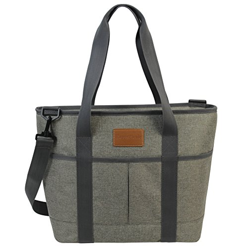 New 16L Large Insulated Bag | 25CAN Waterproof Cooler Carrier Bag| Thermal Picnic Tote | Lunch Bags ...