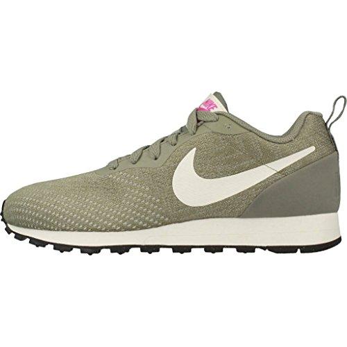 de 2 Running Mid Runner Verde Nike Zapatillas Mujer Eng para EqxXgpCw