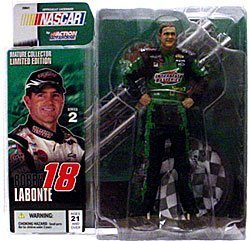 McFarlane Nascar Series 2 Hobby Edition Bobby Labonte Action Figure