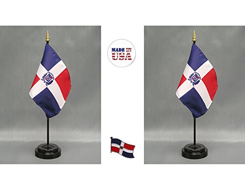 Made in the USA. 2 Dominican Republic 4