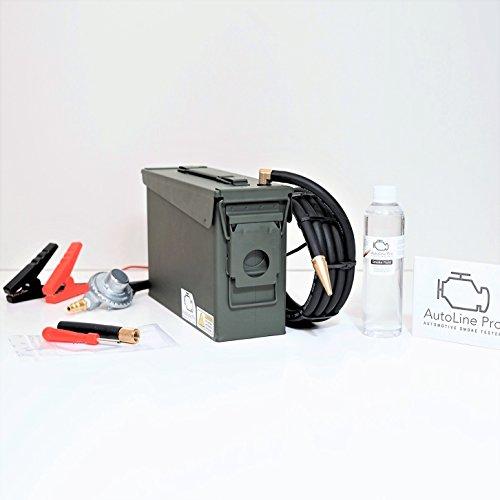 AutoLine Pro EVAP Vacuum Automotive Smoke Machine Leak Detector Diagnostic Tester - AMMO
