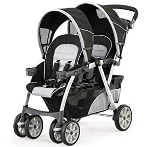 chicco cortina together double stroller romantic tandem strollers baby. Black Bedroom Furniture Sets. Home Design Ideas
