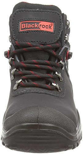 Sécurité Blackrock Noir Chaussures Eu Noir Adulte Mixte Uk Sf59 De 44 10 TRRrt0