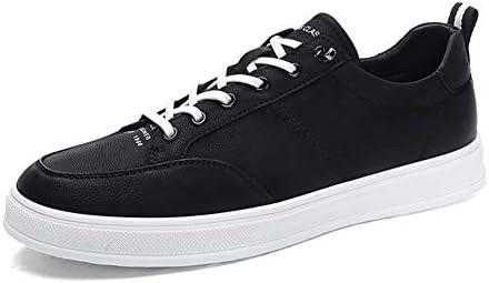 b9d8b476607c1 SHENLIJUAN Fashion Sneakers For Men Casual Skater Sports Shoes Lace ...