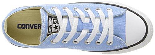 Converse Ctas Season Ox - Zapatillas de estar por casa Mujer Azul (Bleu Ciel)
