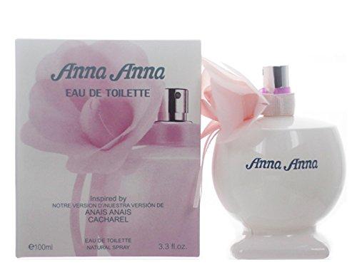 Anna Anna Women's Eau De Toilette Spray 3.3 FL OZ (Impression of Anais Anais By Cacharel)