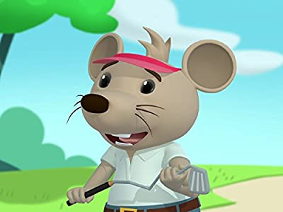 Morgan the Bear / Golfing Rat