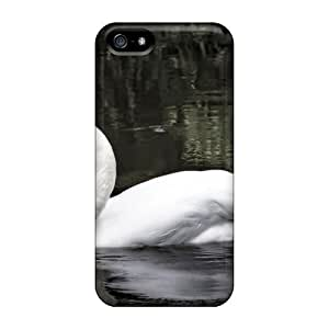 New Iphone 5/5s Case Cover Casing(animals Swan Japan)