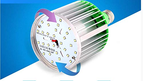 Bombilla LED de alto brillo tornillo E27 30W50W100W lámpara de bombilla de fábrica de ingeniería de alta potencia E40, 80w, lámpara de loto tornillo E40, ...