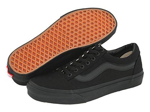 VansOld Skool - Scarpe da tennis Low-Top Unisex adulti, nero
