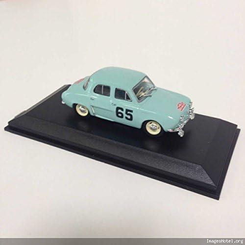 Générique Renault Dauphine Monte Carlo #65 - NOREV for CEC 1:43 V4870: Amazon.es: Juguetes y juegos