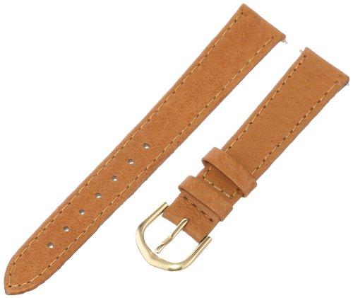 Speidel (Accessories) Unisex 2300308R 16 -mm  Classic Watch Strap (Beige Leather Watch)