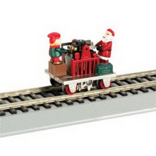 - Bachmann Trains Operating Gandy Dancer Christmas