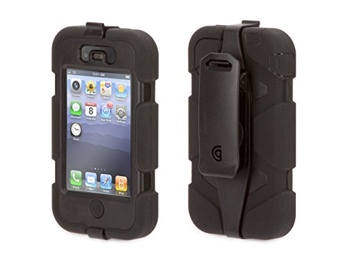 Griffin Technology Survivor Hybrid Case for iPhone 4 & 4S...