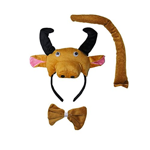 Bull Costume For Kids (Kirei Sui Bull Costume Set)