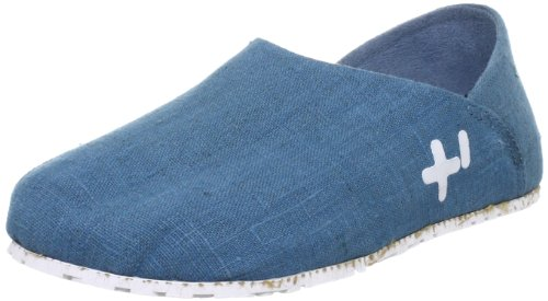 OTZ Shoes Unisex OTZ300GMS Linen Slip-On Maui Blue