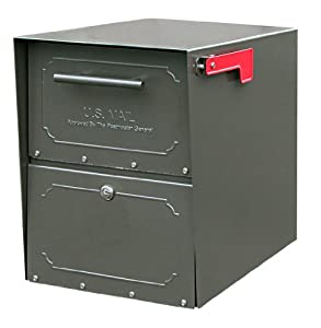 Architectural Mailboxes 6200z 10 Oasis Jr Locking Post