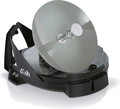 KING VQ4550 Tailgater Bundle - Portable Satellite TV Antenna and DISH Wally HD Receiver by KING (Image #10)