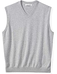 5d95f7500 Men s Big   Tall V-Neck Sweater Vest fit by DXL