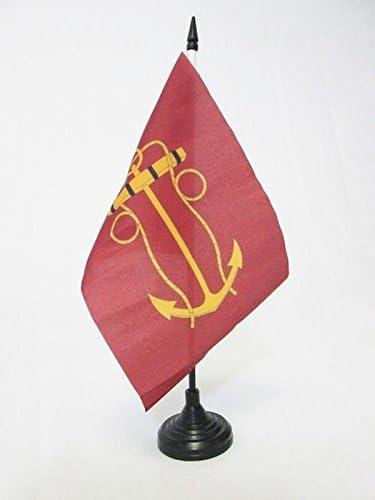 AZ FLAG Bandera de Mesa del Lord High Almirante-Jefe DE LA Armada ...