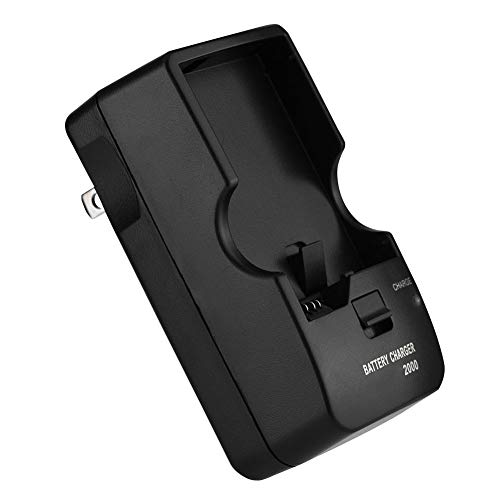 Oumij Battery Charger Adapter Portable and Convenient for You to use Long Service Life Whose Working time add up to Thirty Thousand Hours for Sony PSP 1000 2000 3000 US Plug AC 100-240V ()