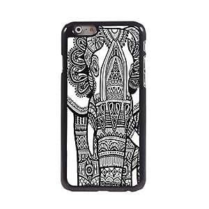 GX Funda Trasera - Gráficas/Dibujos/Metálico/Diseño Especial/Otro/Innovador - para iPhone 6 ( Multicolor , Metal/ABS/Plástico )