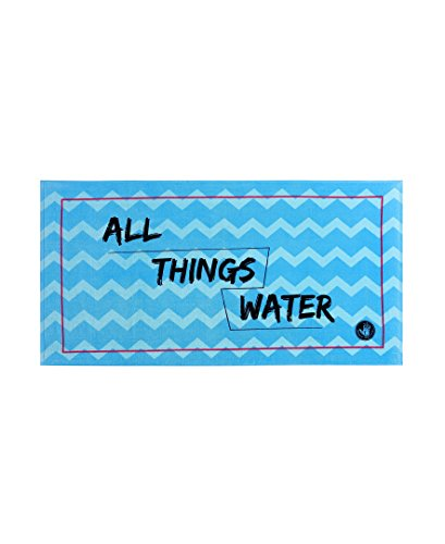 Body Glove Extra-Large All Things Water Beach Towel, 70