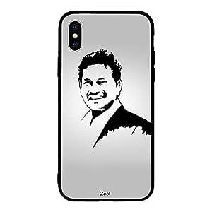 iPhone XS Sachin Portrait