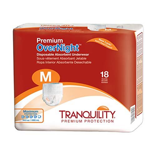 Tranquility Premium Overnight Disposable