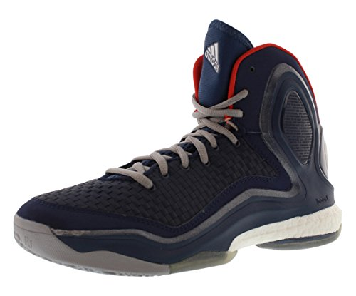 Used, adidas D. Rose 5.0 Basketball Gradeschool Boy's Shoes for sale  Delivered anywhere in USA