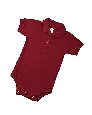 MONAG Short Sleeve Polo Bodysuit