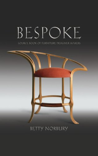 Bespoke: Source Book of Furniture Designer Makers by imusti