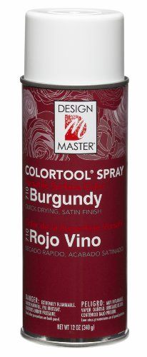 Design Master 710 Burgundy Colortool Spray