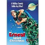 ERNEST SAVES CHRISTMAS DVD REGION 2 UK RELEASE