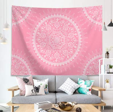 Amazon Com Hippie Mandala Tapestry Indian Popular Handicrafts Multi