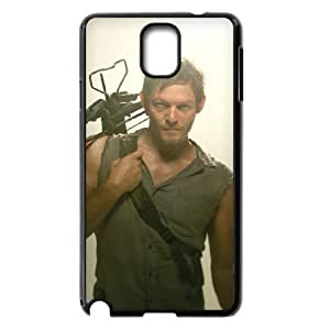 C-EUR Customized Print The Walking Dead Hard Skin Case Compatible For Samsung Galaxy Note 3 N9000
